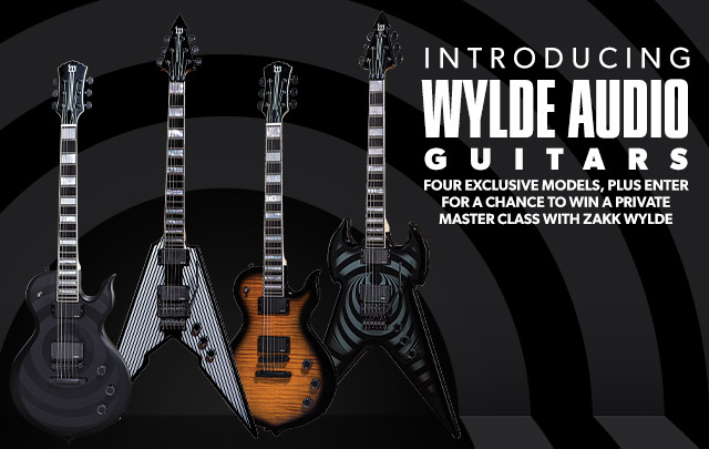 Wylde Audio : Guitar Center