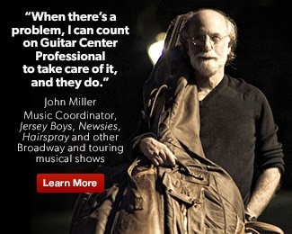 GC Pro John Miller of Broadway Learn more