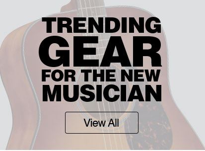 trending gear for the new musician