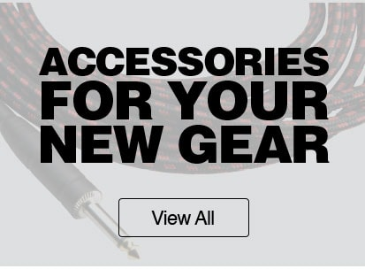 Accessories for your new gear
