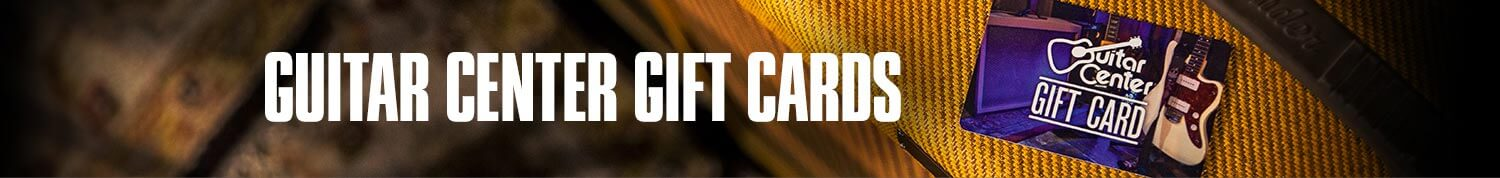 Guitar Center Gift Cards