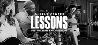 Guitar Center Lessons, Instruction and Workshops