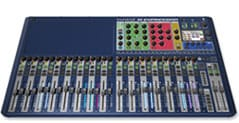 Soundcraft 32-channel Si