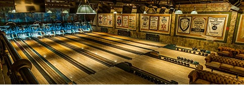 Highland Park Bowl in Los Angeles, CA