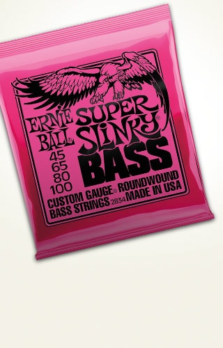 Bass Strings.