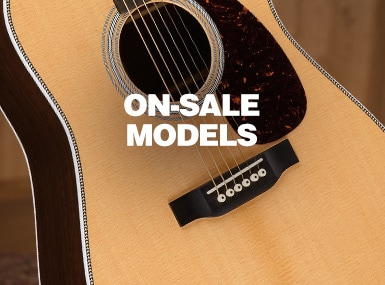 On-sale models.