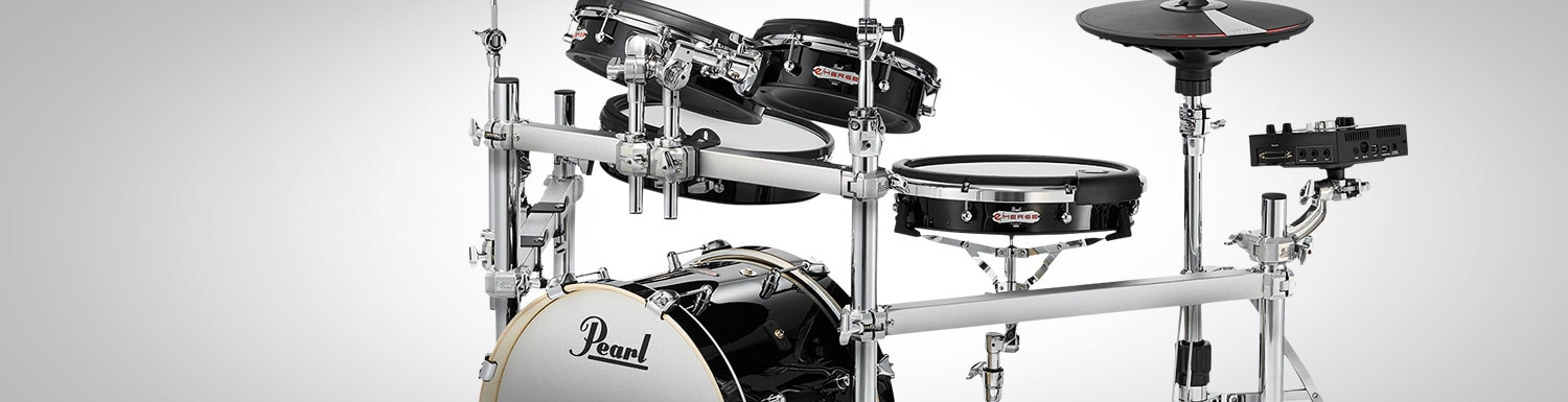 Electronic Drums and Accessories