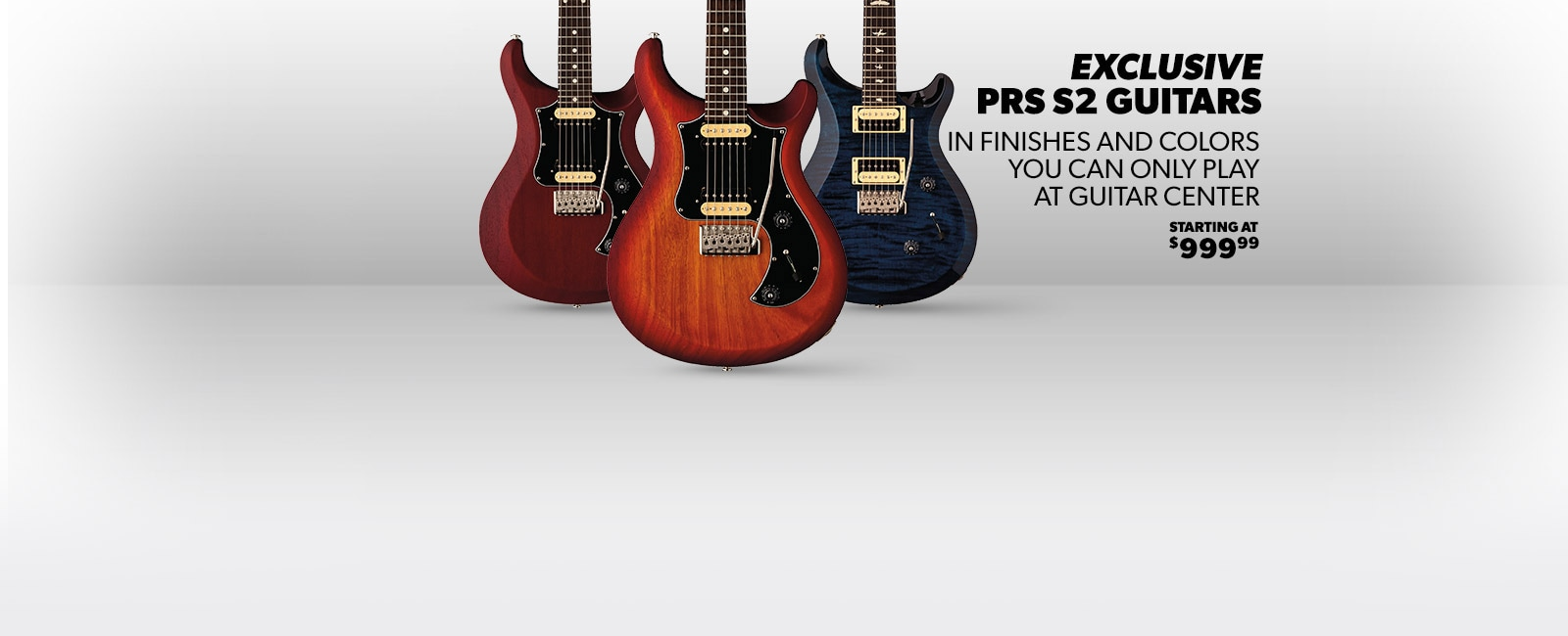 PRS S2 Exclusive