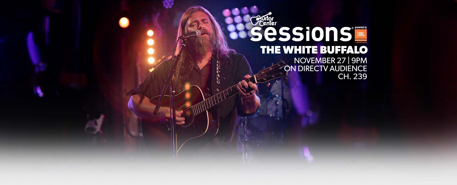 Sessions: The White Buffalo