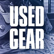 Used Guitar Gear