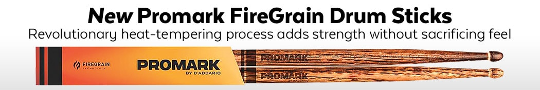 Promark FireGrain Drum Sticks