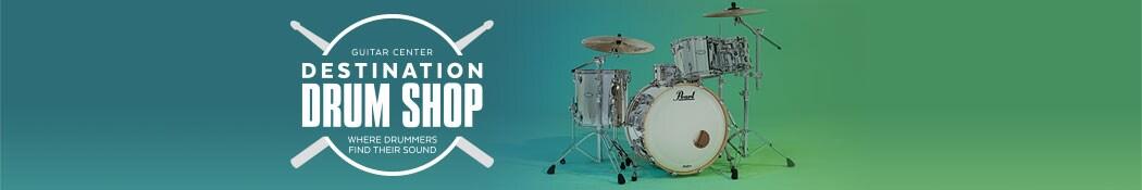 Destination Drum Shop