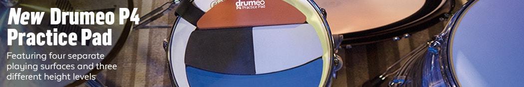 Drumeo P4 Drum Pad