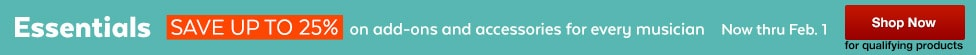 Accessories and Add Ons