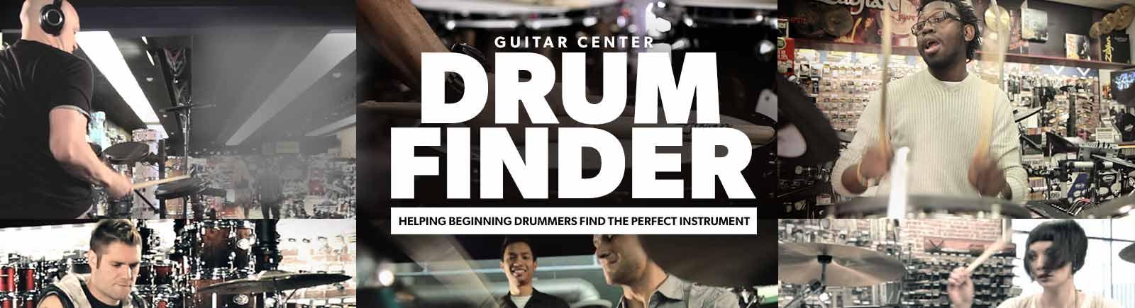 Drum Finder