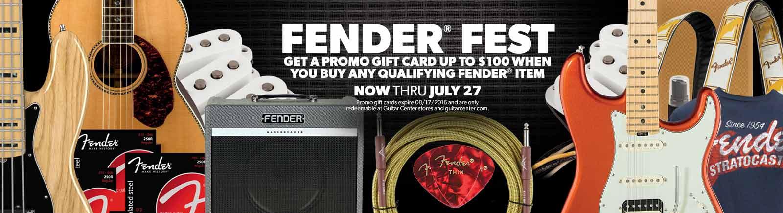 Fender Fest