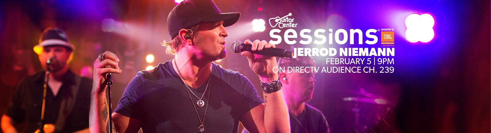 Sessions: Jerrod Niemann