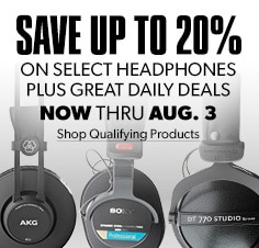 Headphone Sale