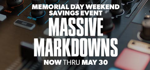 Memorial Day Massive Markdowns
