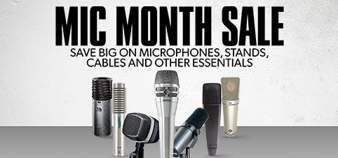 Mic Month