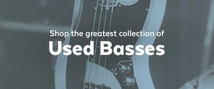 Used Basses