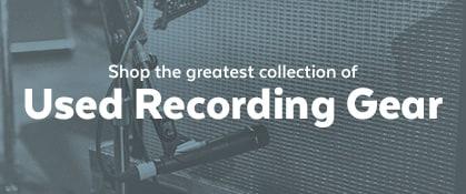 Used Recording