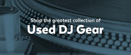Used DJ Gear