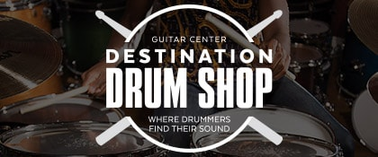 Destination Drum Shop
