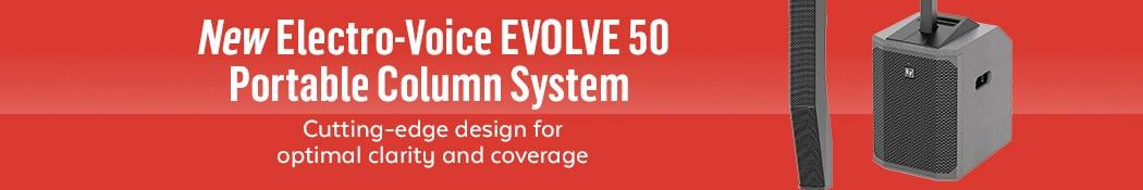 EV Evolve 50 Loudspeaker