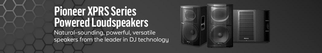 Pioneer XPRS Speakers