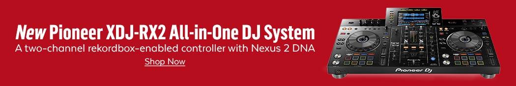 Pioneer XDJ-RX2 Professional DJ Controller
