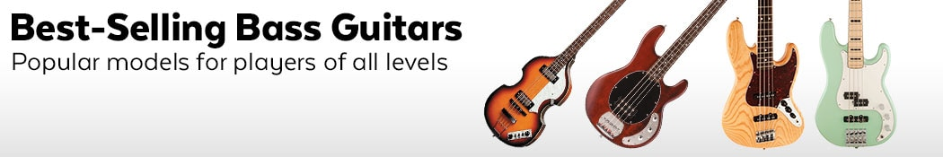 Best Selling Basses