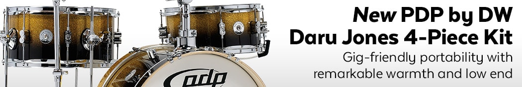 DW Daru Jones New Yorker Kit