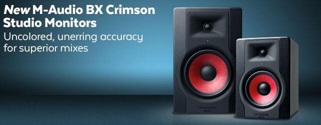 M-Audio BX Crimson