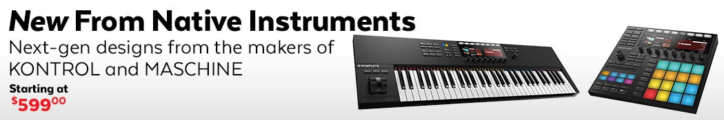 New From Native Instruments