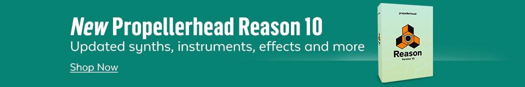 New Propellerhead Reason 10