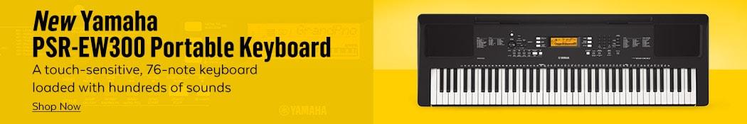 Yamaha PSR-EW3000 Keyboard
