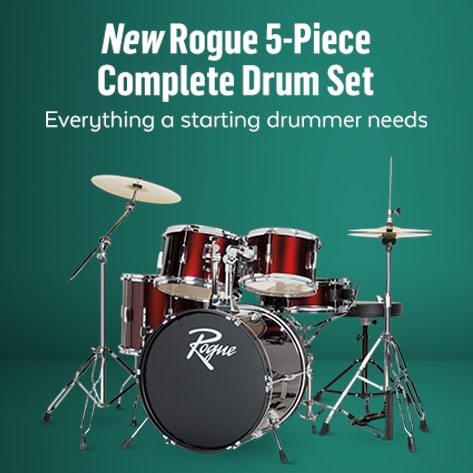 Rogue Drums - Riffs