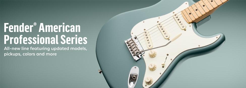 Fender USA Pro