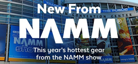 New from NAMM