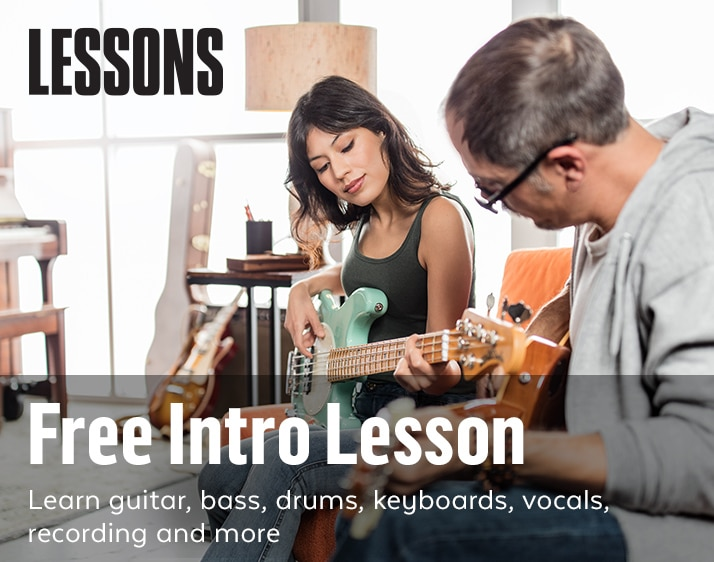 lessons play in a band