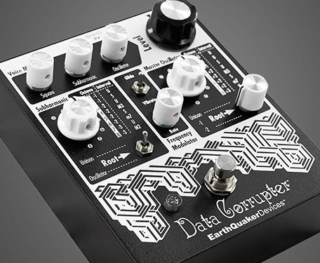 New EarthQuaker Devices Data Corrupter Pedal