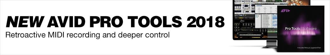 Avid ProTools 2018 Software