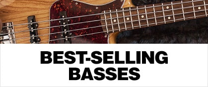 Best-Selling Basses