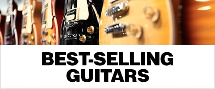 Best-Selling Guitars