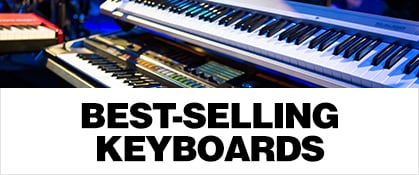 Best-Selling Keyboards