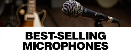 Best-Selling Microphones
