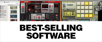 Best-Selling Software