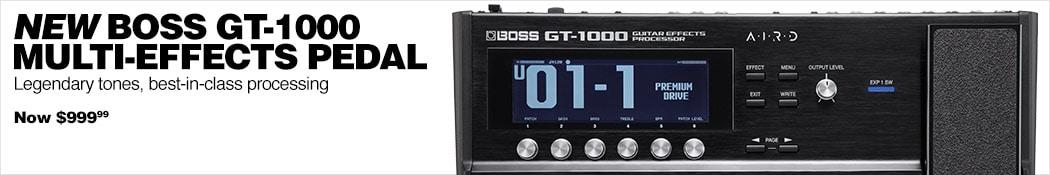 Boss GT1000
