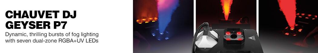 Chauvet DJ Geyser P7 Fog Machine